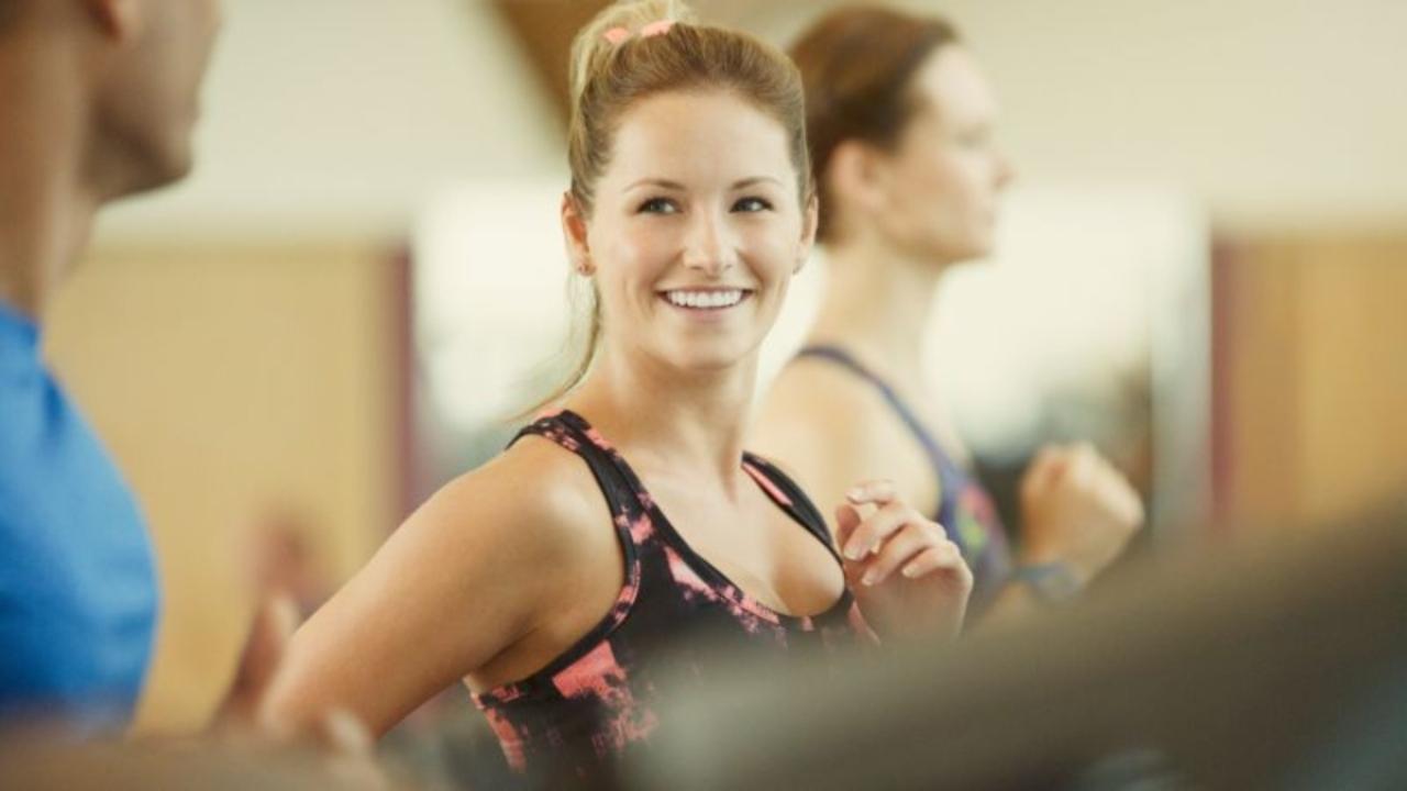 Flirten fitnessstudio tipps