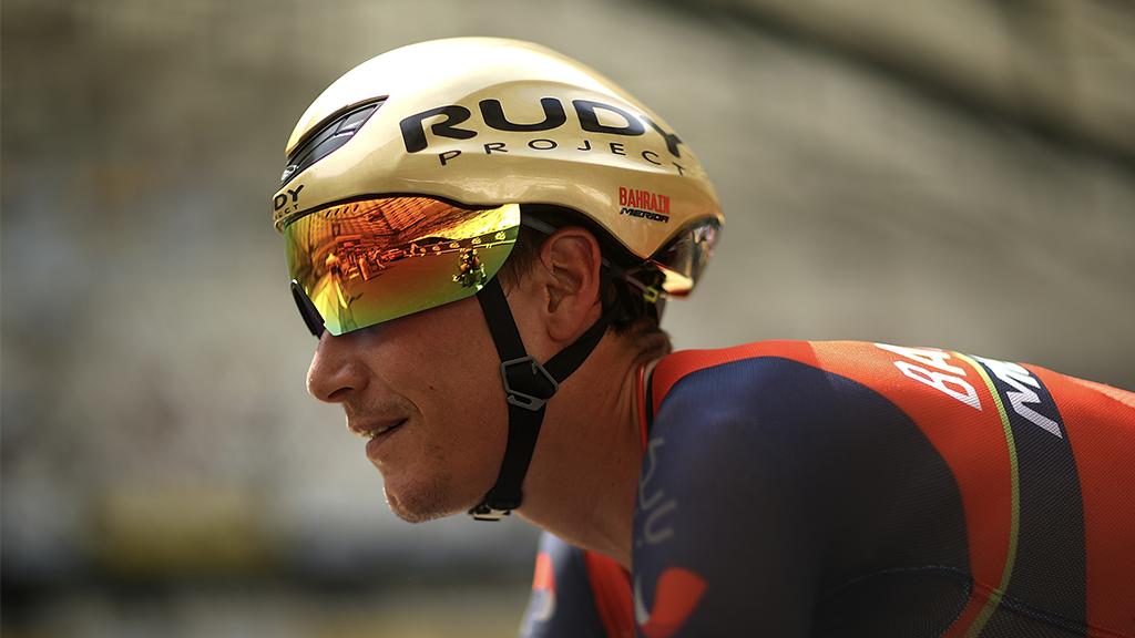 Radweltmeister kämpft gegen Bulimie nach Doping-Rückkehr: Das Bild seines Beines schockiert alle