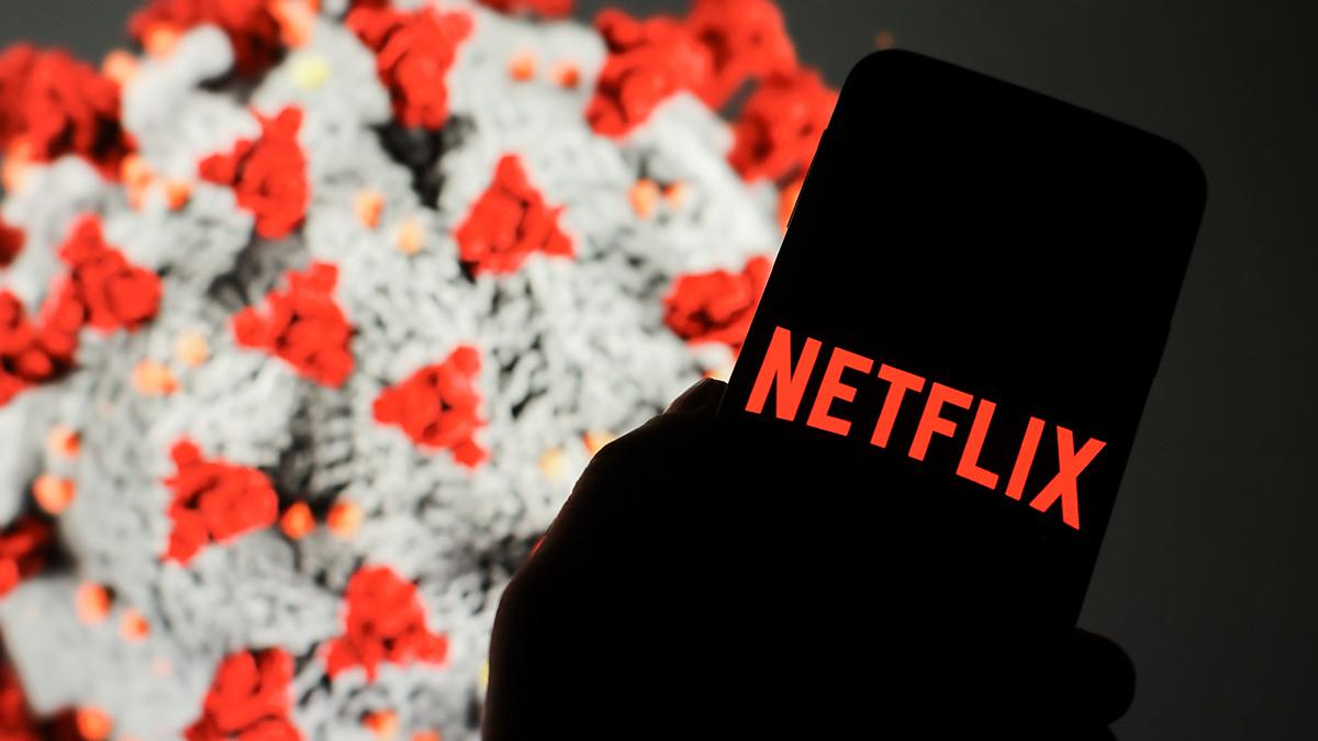 Netflix Party Handy