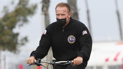 Arnold Schwarzenegger spielt Spion in eigener Netflixserie