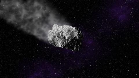 Dieses Jahrhundert könnten 800 Asteroide auf die Erde stürzen