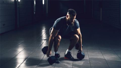 Mit wenig Zeit die Beinmuskulatur maximal aufbauen