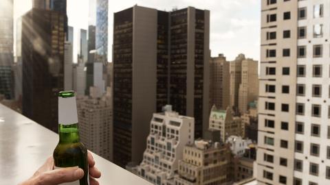 So verrückt ist das Konzept des ersten Bierhotels der Welt