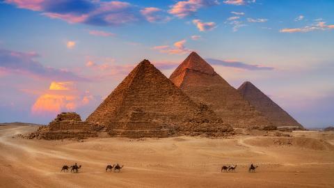 """""""Symbol der Sklaverei"""": Wird nun die Zerstörung der Pyramiden gefordert?"""