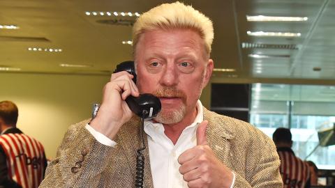 Boris Becker: Mitten im neuen Insolvenzchaos greift er die Medien harsch an