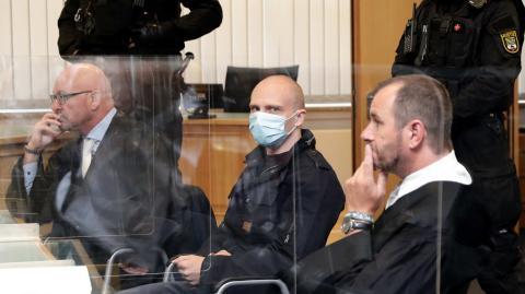 Polizistin sympathisiert mit Halle-Attentäter und schreibt ihm zehn Briefe