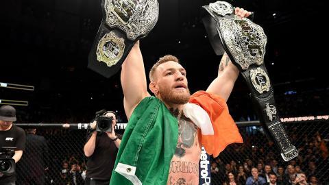 Conor McGregor gibt seltenes Interview: 'Ich werde alles dafür tun, Ende des Jahres zurück zu sein'