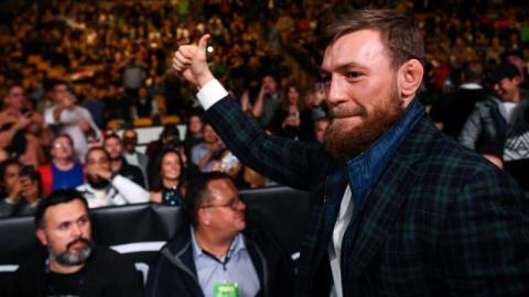 UFC-Comeback: Conor McGregor heizt mit diesem mysteriösen Post Spekulationen weiter an