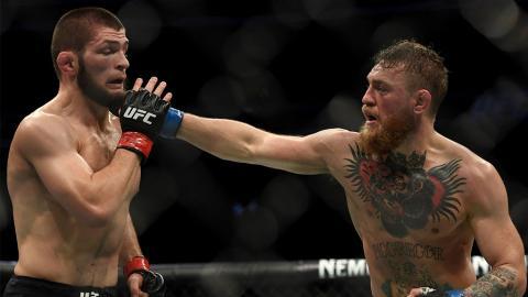 """""""Wir sehen uns in Moskau, P****"""": Conor McGregor und Khabib fetzen sich wieder auf Twitter"""