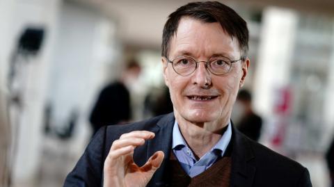 """""""Gefährliche Mischung"""": Lauterbach warnt vor möglicher Impfresistenz der Delta-Variante"""