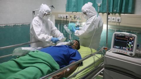 Coronavirus: Antibiotika sind bei der Behandlung von Covid-19 nutzlos