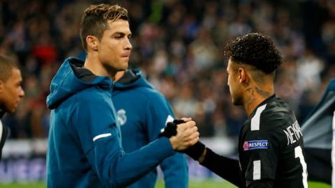 Cristiano Ronaldo greift Neymar harsch für dessen Lebensstil an
