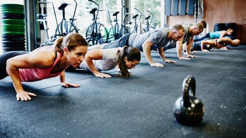 After-quarantine-body: Mit diesem Härtetest weißt du nach 30 Minuten, wie es um deine Fitness steht