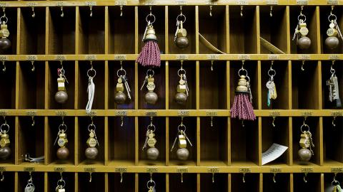 In vielen Hotels gibt es keine Zimmernummer 420: Dahinter versteckt sich ein geheimer Code