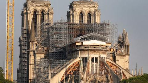 Brand von Notre-Dame: Renovierungsarbeiten werfen ernste Probleme auf