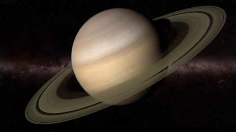 Mysteriöser Regen auf dem Saturn: Aus einem unglaublichen Grund verliert der Planet seine Ringe