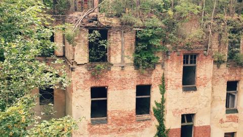 Beelitz-Heilstätten: So sieht das Krankenhaus, das einst Hitler beherbergte, heute aus