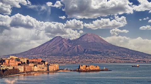 Tödliche Gefahr in Italien: Kann der Vesuv wieder ausbrechen?