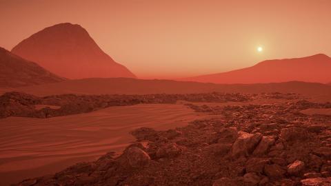 Raumfahrtbehörde NASA: Unerwartete Entdeckung beeinflusst Landung auf dem Mars