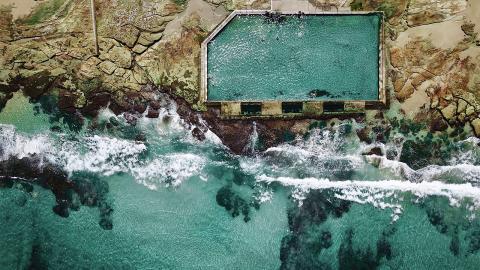 """Der """"Pool of Death"""": Die gefährlichste Badestelle der Welt"""