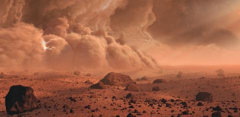 Mars: Der Planet bebt und ihr könnt es hören (Video)