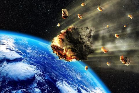 NASA: Künstlicher Himmelskörper nimmt Kurs auf die Erde
