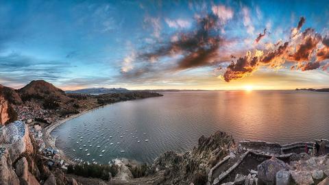 Titicacasee: Forscher finden Spuren einer mysteriösen Zivilisation