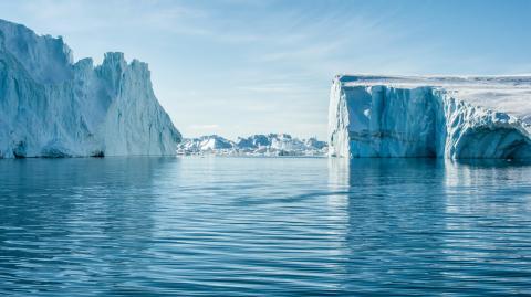 Nach Abbruch von riesigem Eisberg: Forscher machen erstaunlichen Fund