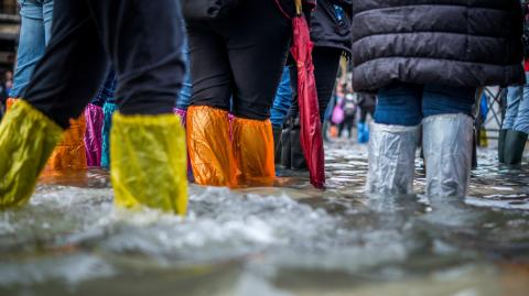 Direkt für Tode verantwortlich: Deutsche Behörden wussten frühzeitig von drohendem Hochwasser!