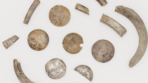 Münzen könnten Aufschluss über Wirtschaftssystem der Wikinger geben