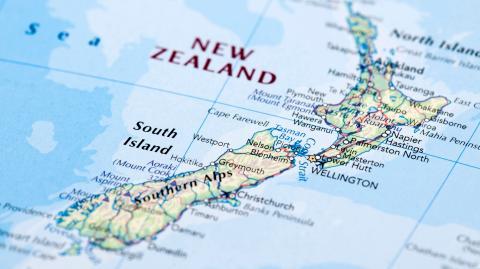 Zealandia: Es gibt neue Beweise für den mysteriösen Kontinent unter Neuseeland