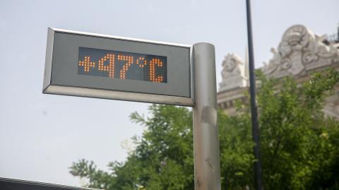 47 Grad und es wird noch heißer.. In diesem europäischen Land wurde wohl der neue Hitzerekord verzeichnet