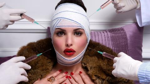 Französische Studie findet heraus: Botox könnte das neue Heilmittel gegen Corona sein