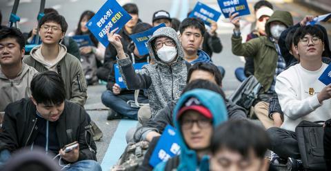 """Südkorea: """"Sperma-Terrorismus"""" verbreitet sich erschreckend schnell"""