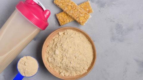 Bye Bye Proteinshake: Diese gesunden Lebensmittel machen es möglich