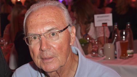 Familienmitglied verrät beunruhigende Details über Franz Beckenbauers Gesundheitszustand