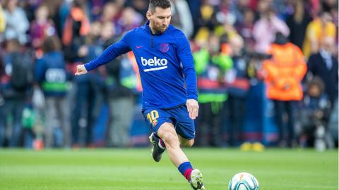 Lionel Messi: Deshalb gelingen ihm Freistöße wie keinem anderen!