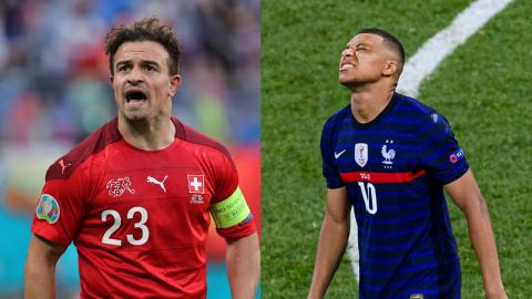 Shaqiri enthüllt das Geheimnis des Schweizer EM-Siegs über Frankreich