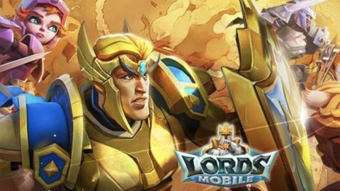 Lords Mobile bringt neues Update, das ihr nicht verpassen solltet!