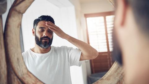 Mann leidet jahrelang 30 Jahre lang an Kopfschmerzen: Die Ärzte entdecken ekelerregenden Grund