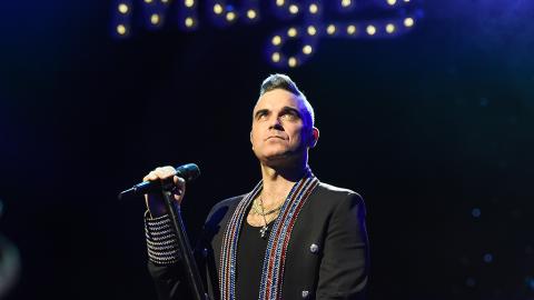Robbie Williams spricht über seine Exzesse und seinen berühmten Retter