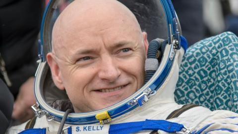 Astronaut Scott Kelly: Reise ins All verändert seinen Körper maßgeblich