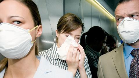Schützt mich ein Mundschutz wirklich?