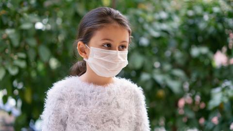 Coronavirus bei Kindern: Forscher informieren über mögliche Symptome