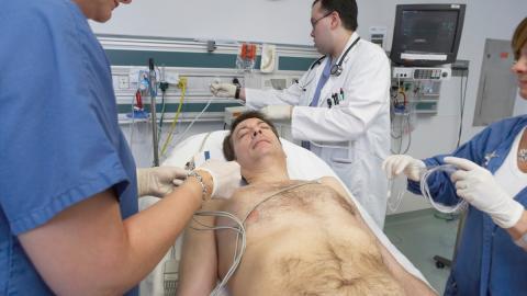 Mann ist 2 Minuten lang klinisch tot: Dann berichtet er, was er gesehen hat