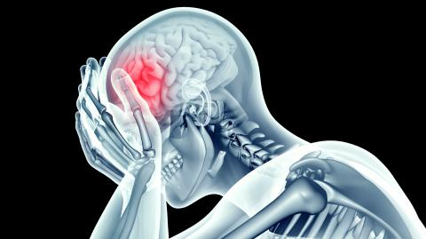 Schock-Studie: Corona greift auch das Gehirn an!