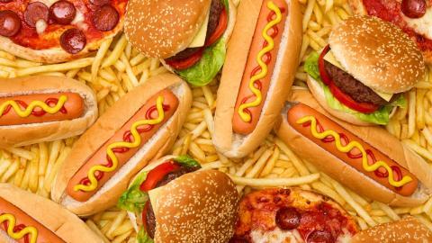 Studie bestätigt: Durch Fast Food schrumpft unser Gehirn