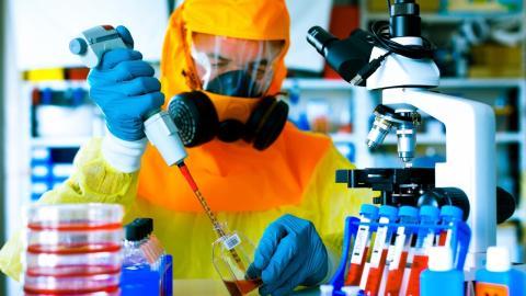 Neues tödliches Virus: Es ähnelt Ebola und wird von Mensch zu Mensch übertragen!