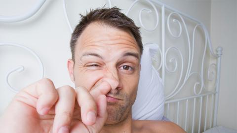 Nasenpopel: Das solltest du besser nicht mit ihnen tun!