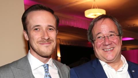 Armin Laschet: Sohn verursacht politischen Skandal mit Masken-Deal